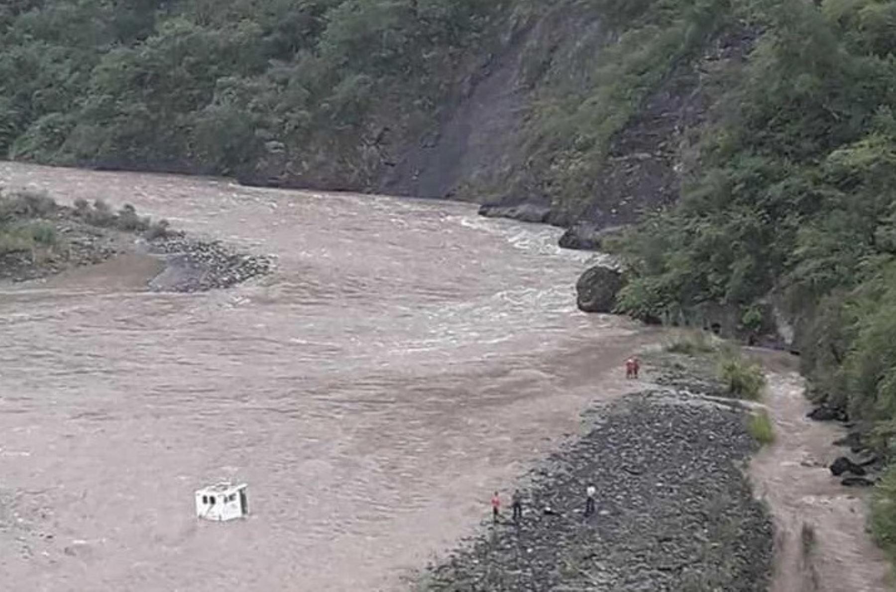 A las 08:00 horas de hoy, el nivel del río Vilcanota en el punto de control hidrológico de Estación Pisac registró un nivel de 2.96 metros, ANDINA/Difusión