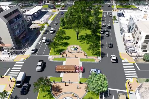 Proyecto tiene viabilidad y se ajusta a ley señala municipalidad. Foto: ANDINA/Difusión