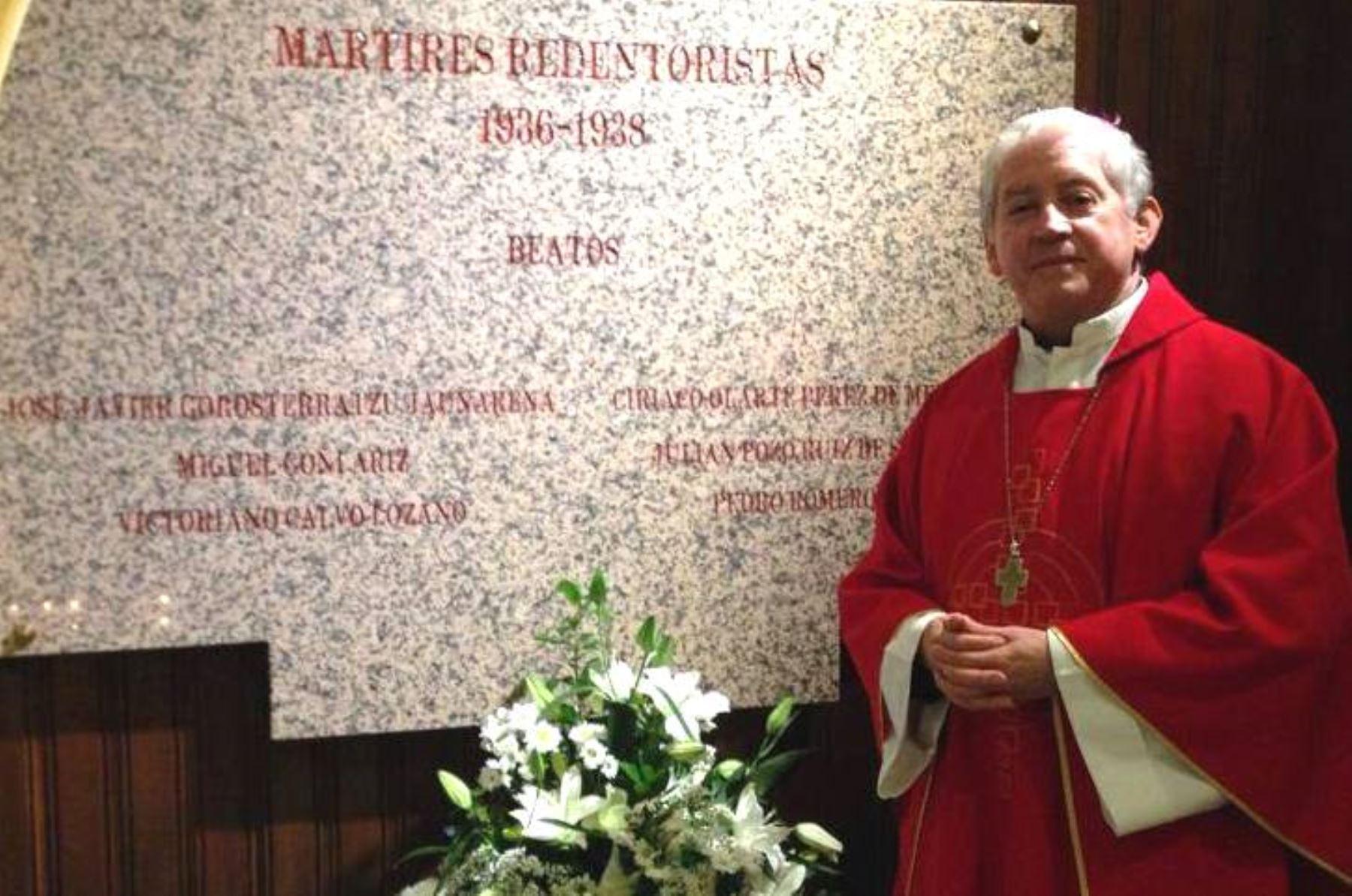 Resultado de imagen para noel londoño buitrago martires redentoristas