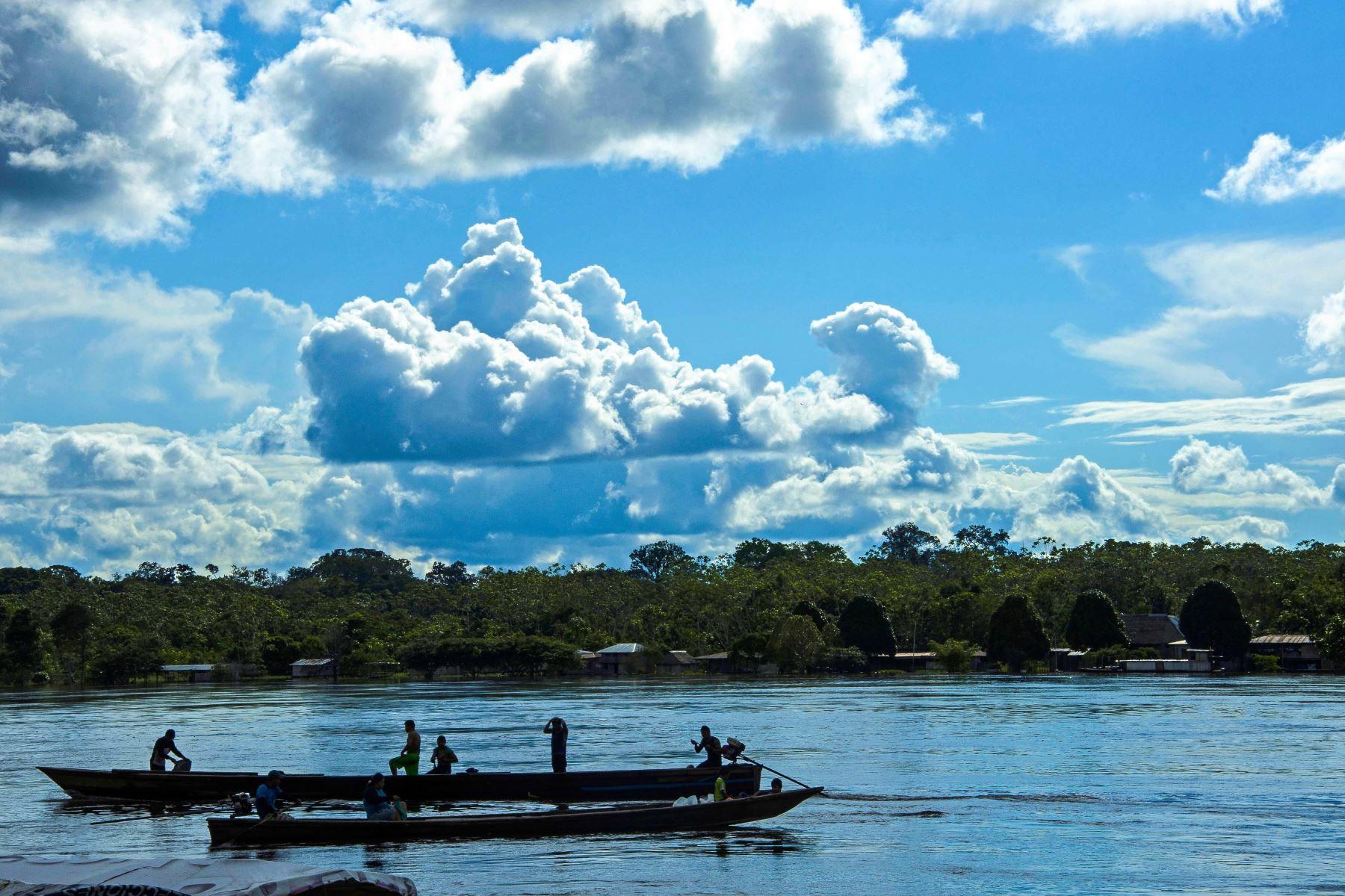 Ministerio del Ambiente oficializa creación del Parque Nacional Yaguas en Loreto. ANDINA/Difusión
