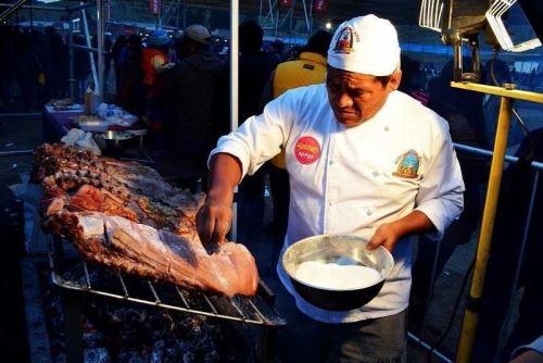 Gastronomía peruana.Foto:  ANDINA/Difusión.