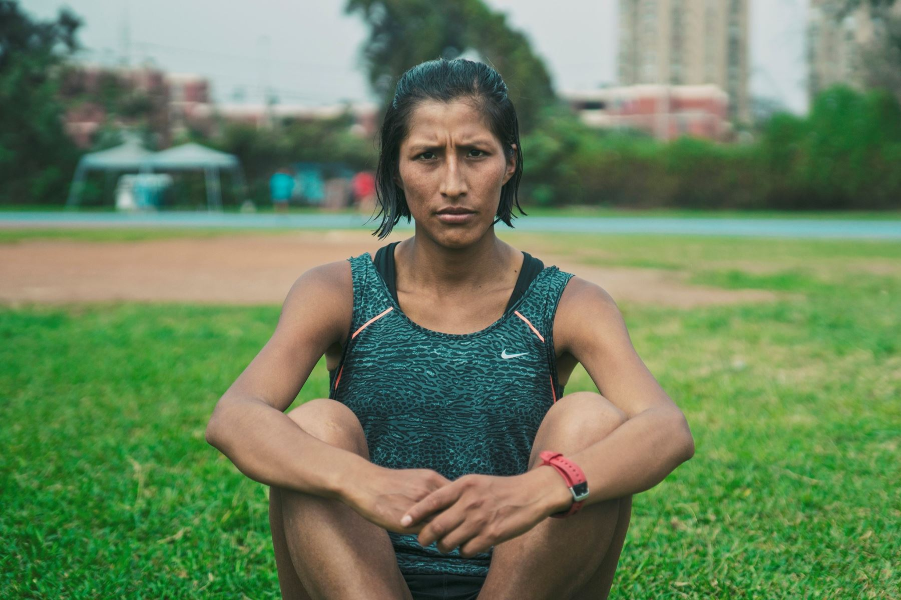 Jovana de la Cruz es la mejor carta peruana en media maratón