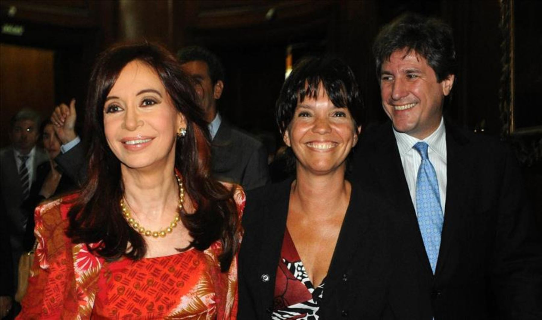 En Argentina le conceden la libertad al exvicepresidente Amado Boudou