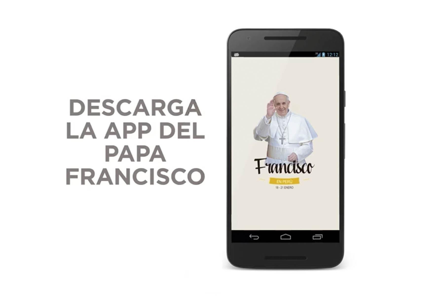 Las aplicaciones para los dispositivos móviles se encuentran disponibles en Google Play y App Store.