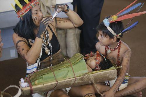 Comunidades nativas esperan visita del Papa Francisco