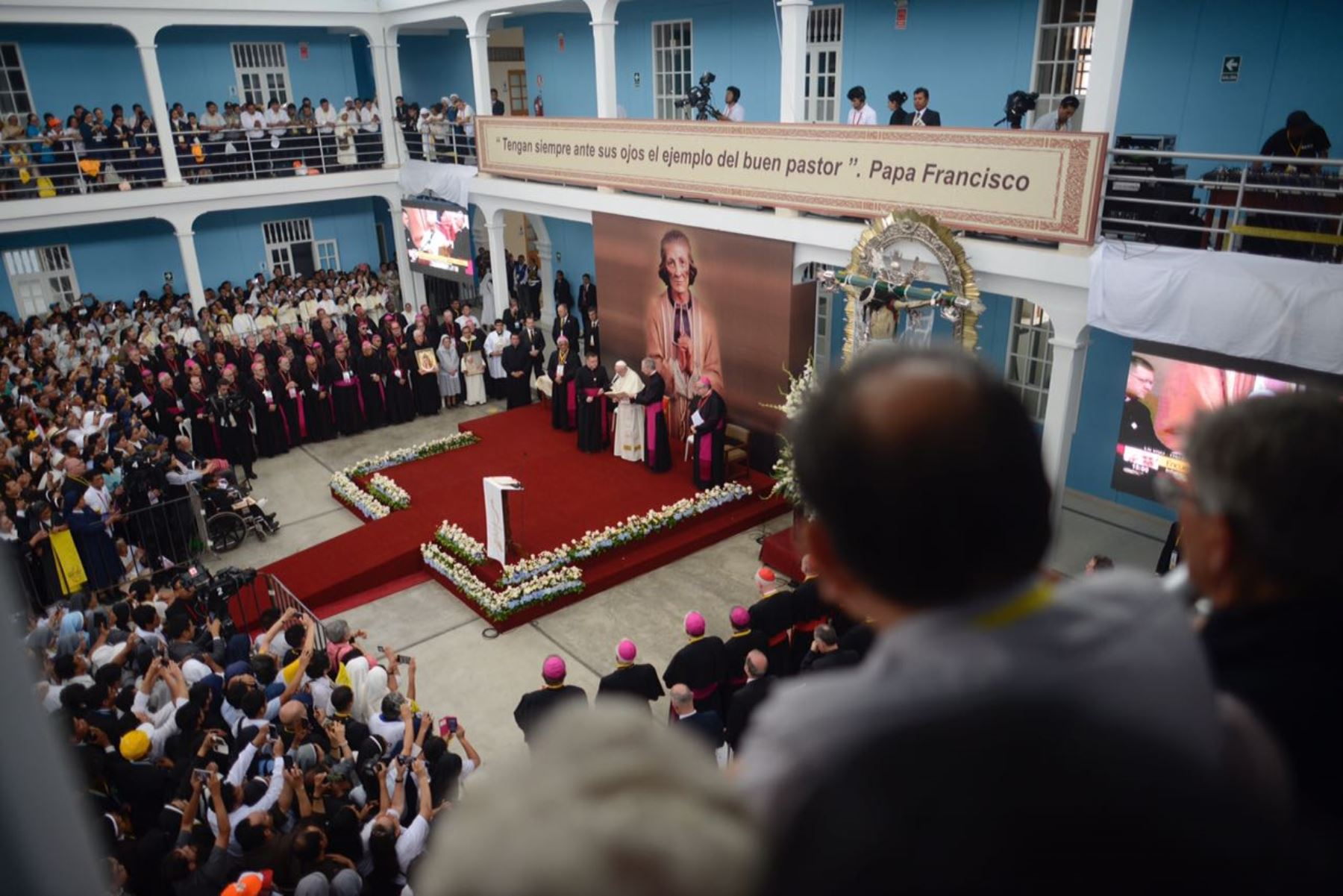 Pope warns Latin America about corruption, mentions Odebrecht