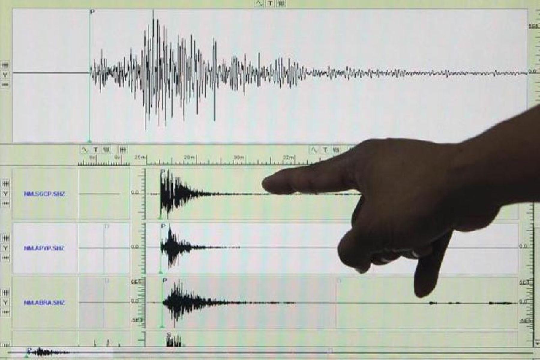 Un sismo de 4.1 grados de magnitud se registró esta tarde en la región Lambayeque, informó el Instituto Geofísico del Perú (IGP). ANDINA/archivo