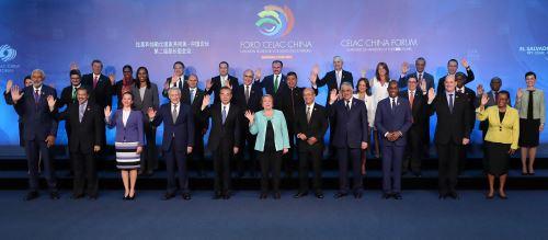 Reunión de la Celac. Foto: EFE