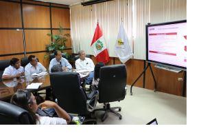 Inicio de obras en primer y segundo trimestre superarán los S/ 1,400 millones en inversiones, dijo director de la ARCC, Edgar Quispe