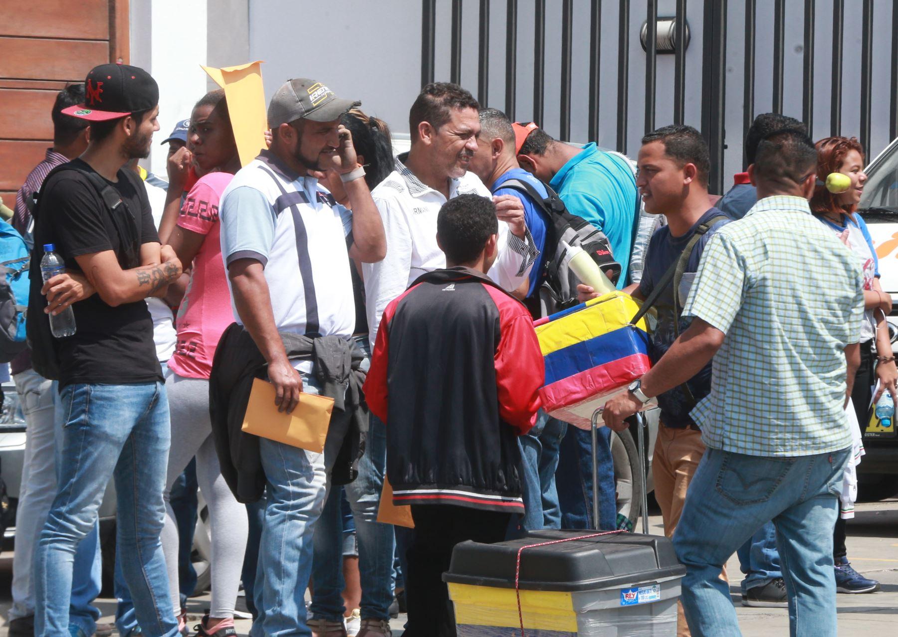 Venezolanos podrán tramitar su PTP con un nuevo sistema