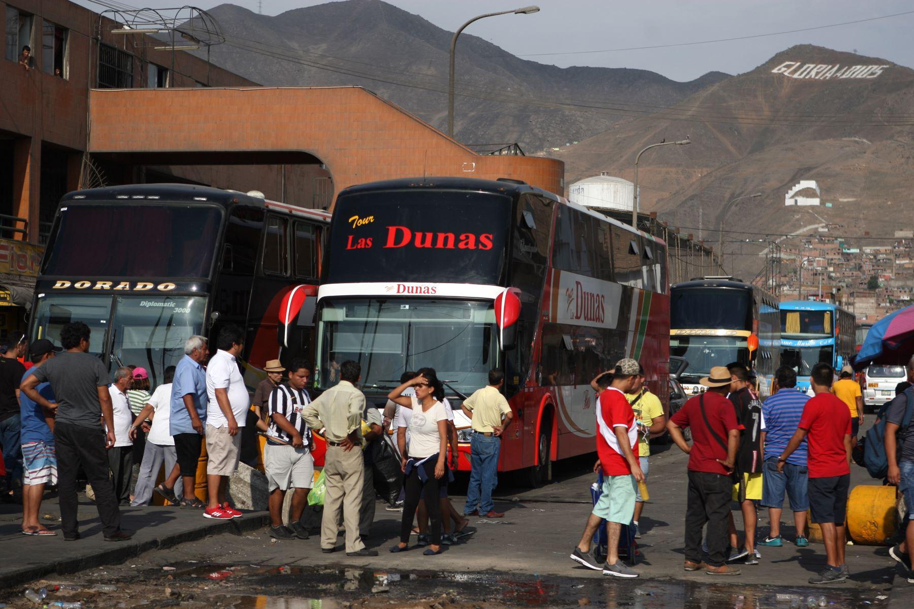 Transportistas tienen 60 días para encontrar un local — Fiori