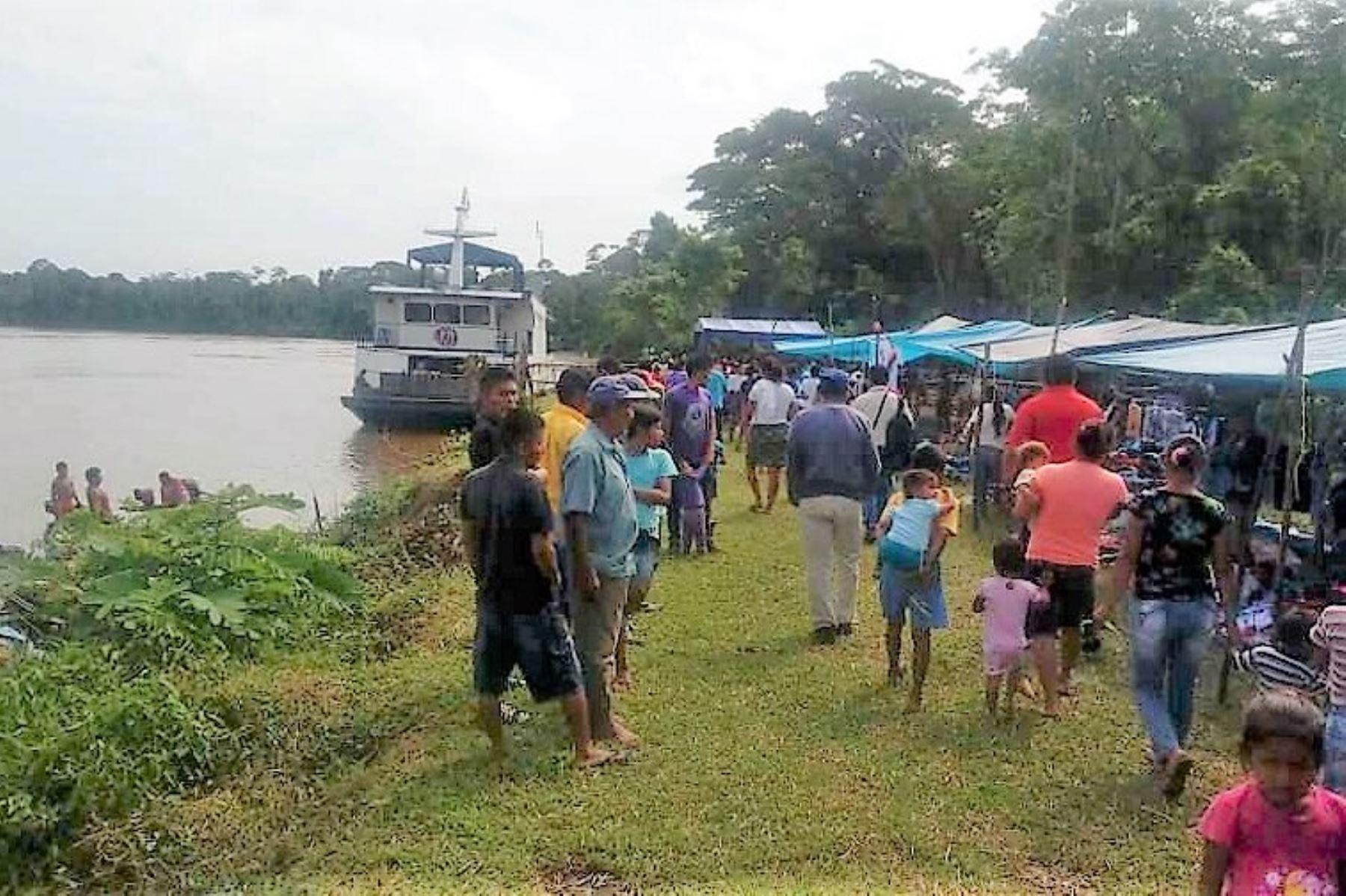 Servicios del Estado llegarán a más comunidades amazónicas de Ucayali