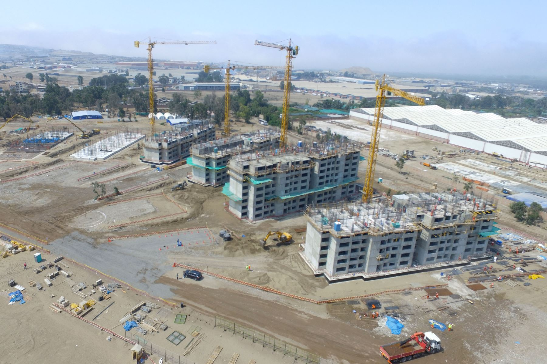 Estadio será remodelado en marzo por los Juegos Panamericanos 2019 — San Marcos