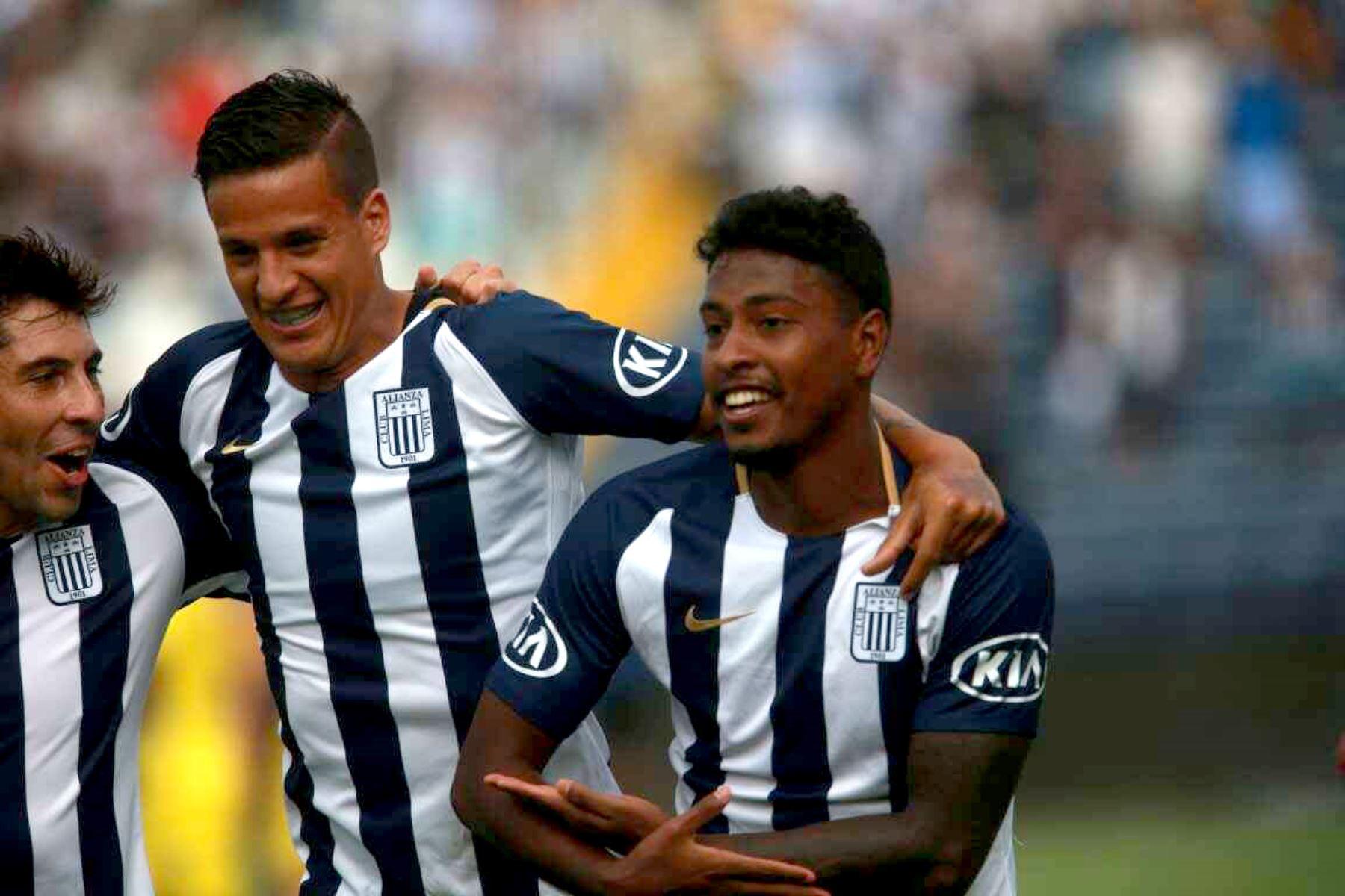 Alianza Lima: así fue el gol de Janio Posito ante Ayacucho