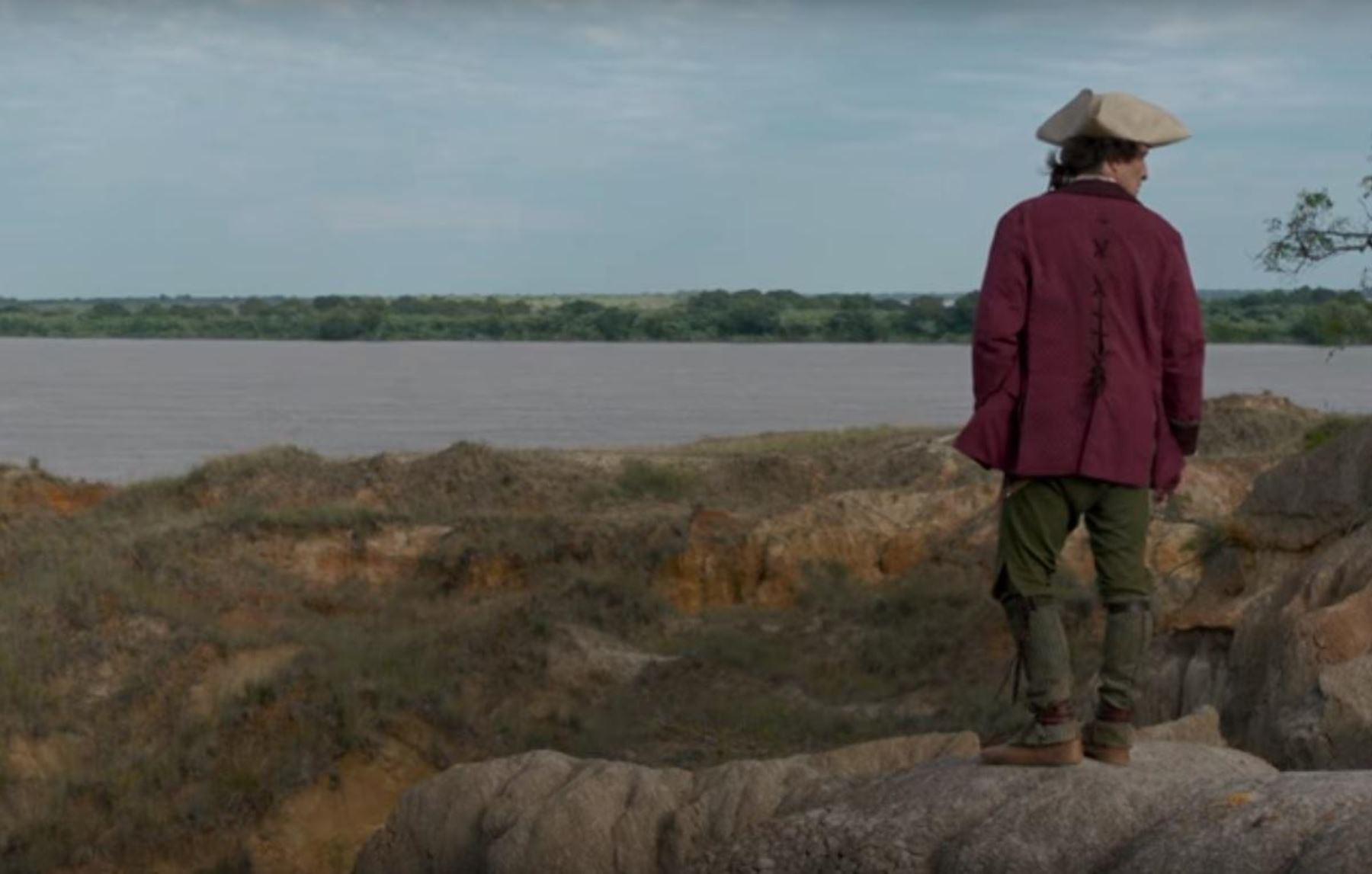 Escena de la película Zama