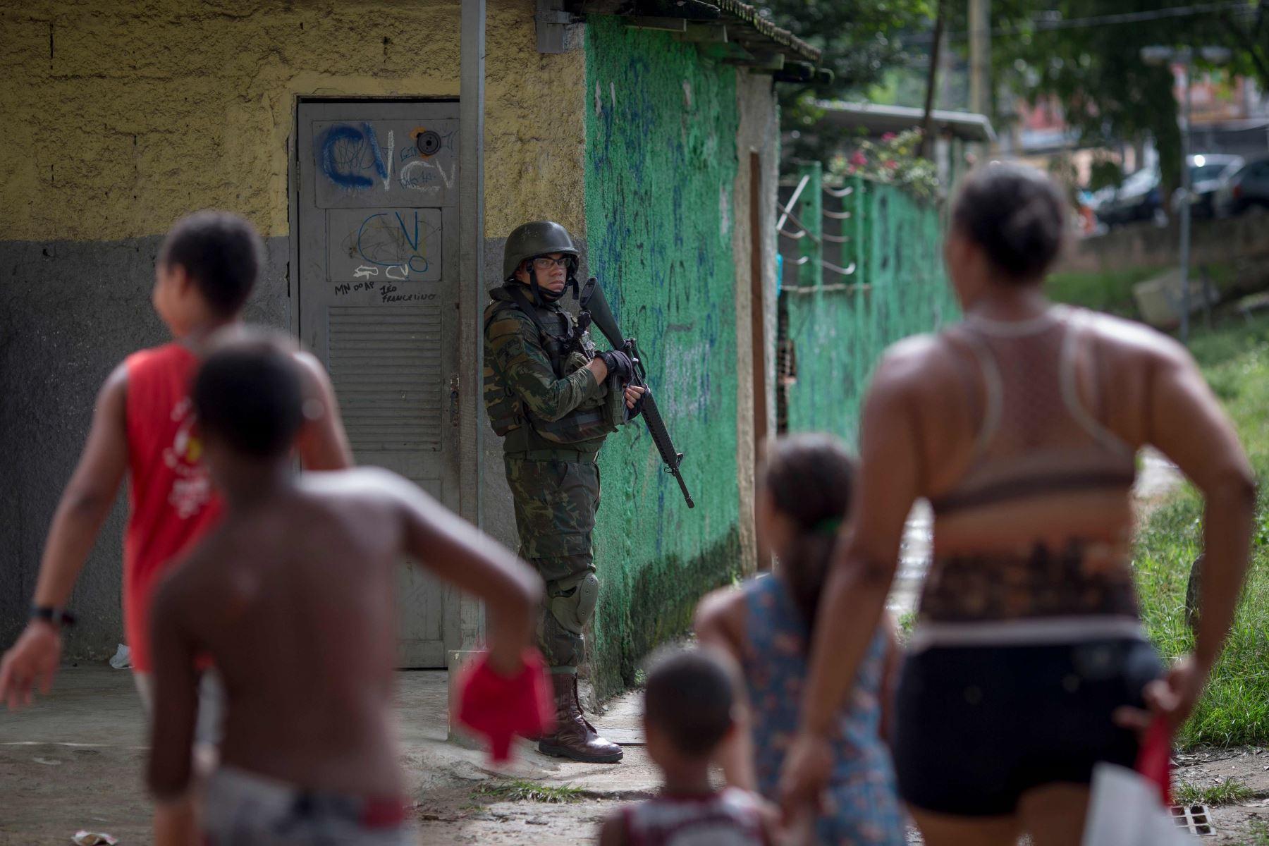 Río de Janeiro: 23 detenidos a dos días de los carnavales