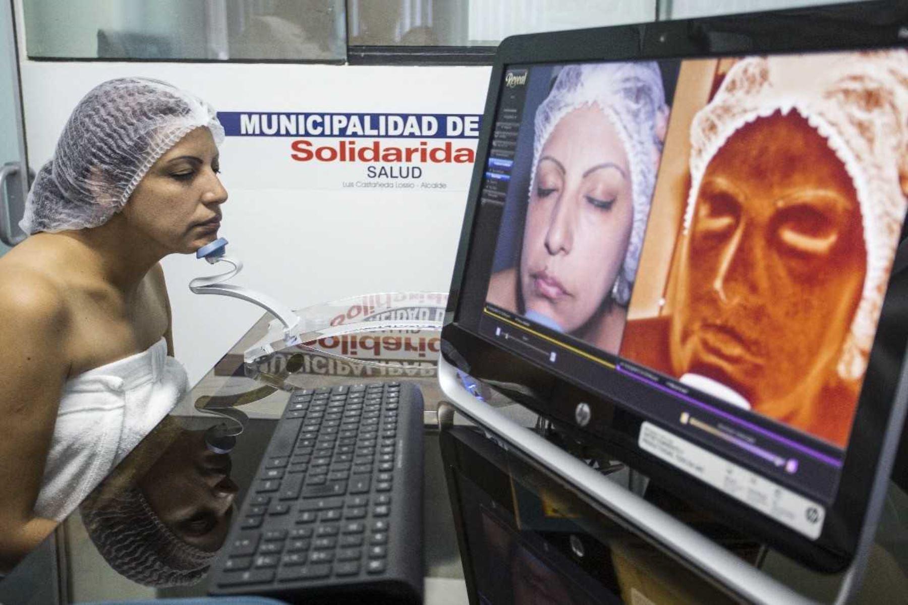 Campaña gratuita de despistaje de cáncer de piel se realizará en hospitales de la Solidaridad en el ámbito nacional.