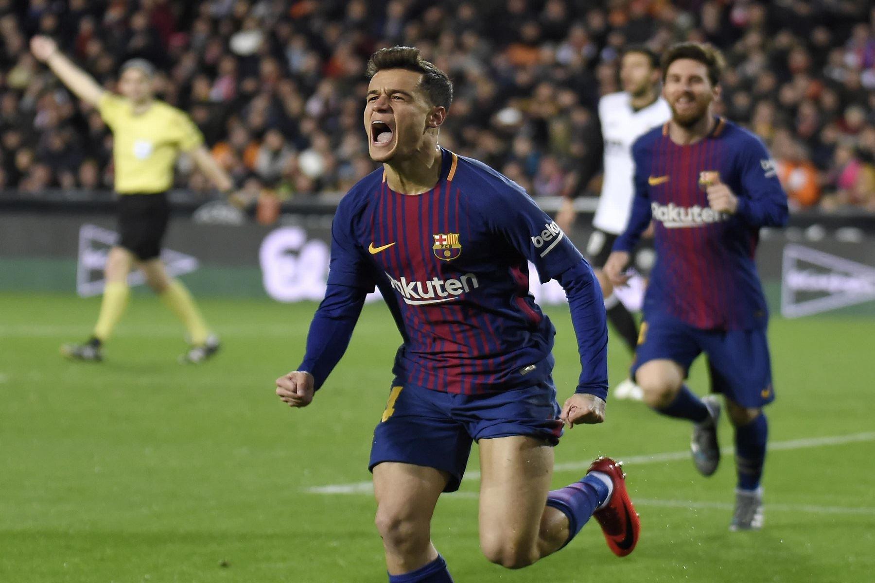 Coutinho llegó al Barcelona para brillar con luz propia