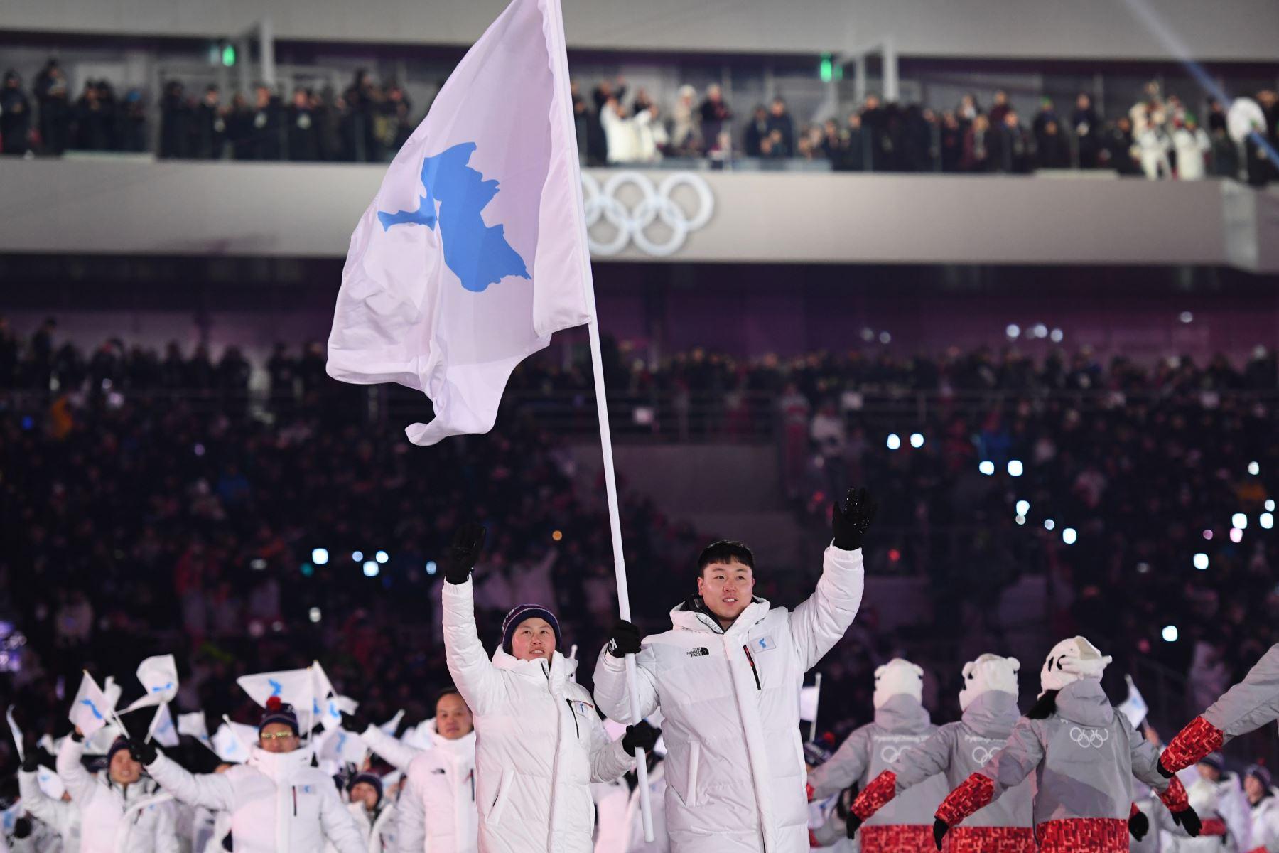 Líder norcoreano invita al presidente de Corea del Sur a Pyongyang