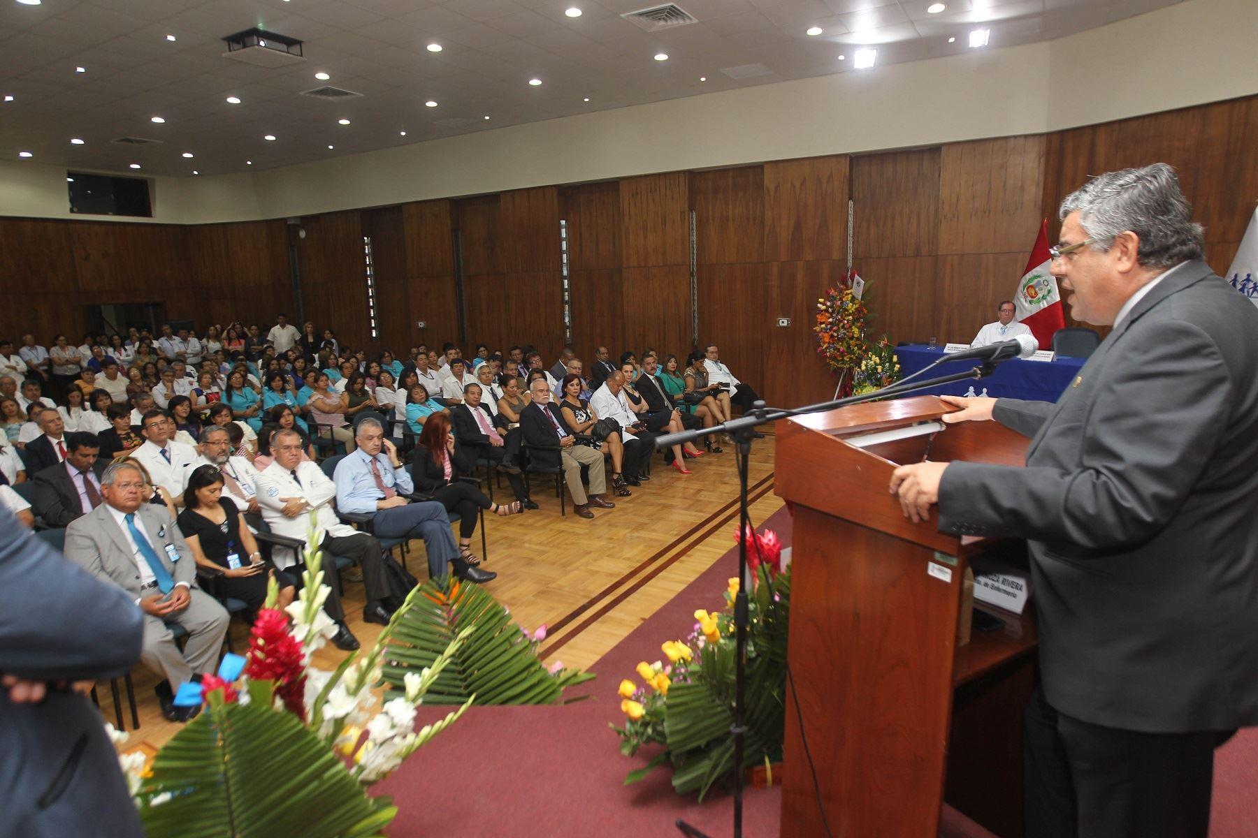 Gabriel Del Castillo anunció nueva escala remunerativa a favor de trabajadores. Foto: Difusión