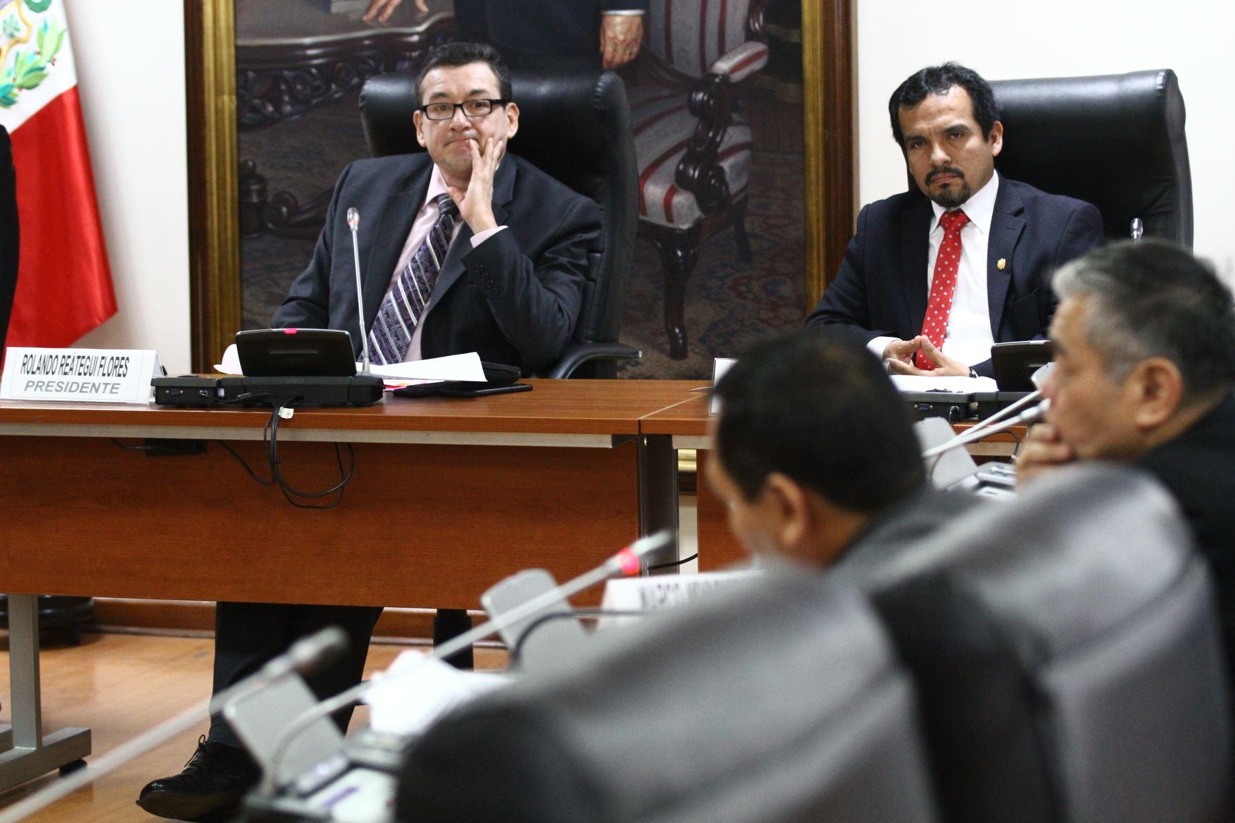 Abogado de Humala considera que Fiscalización hace imputaciones temerarias — Caso Emerson Fasabi