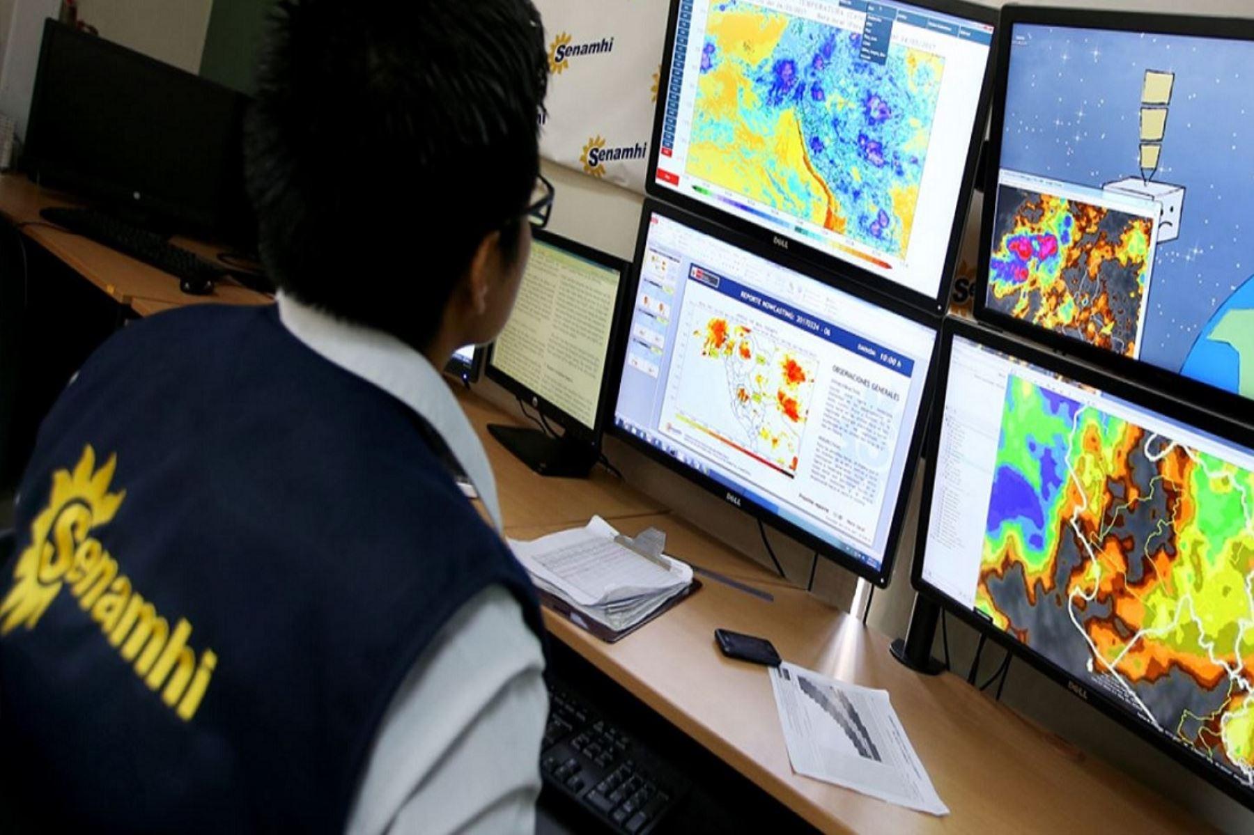 Lluvias alcanzarían nivel 4 (se predicen fenómenos meteorológicos de gran magnitud.