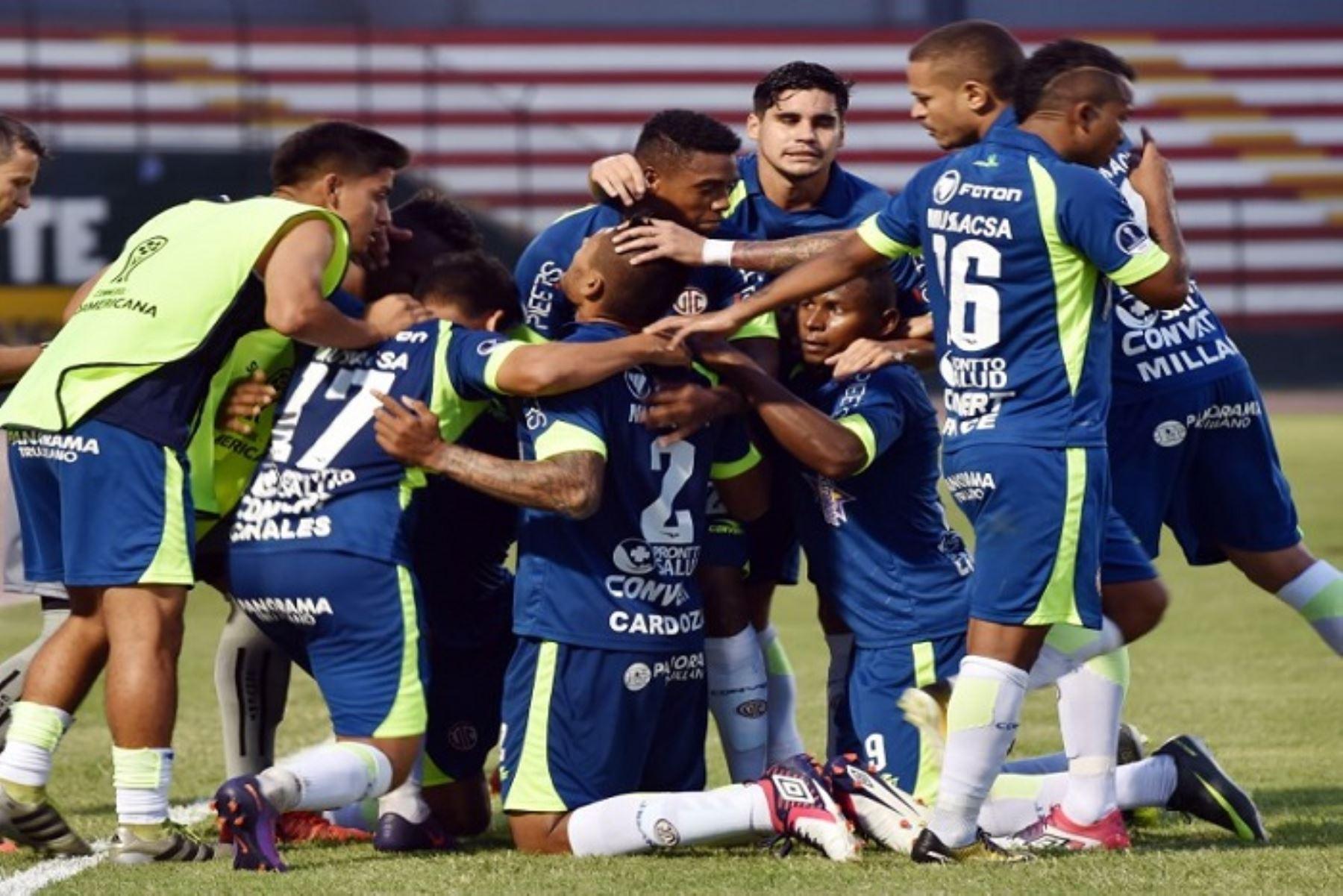 UTC derrota 2-0 al Rampla Juniors de Uruguay y da el primer golpe en la Copa Sudamericana