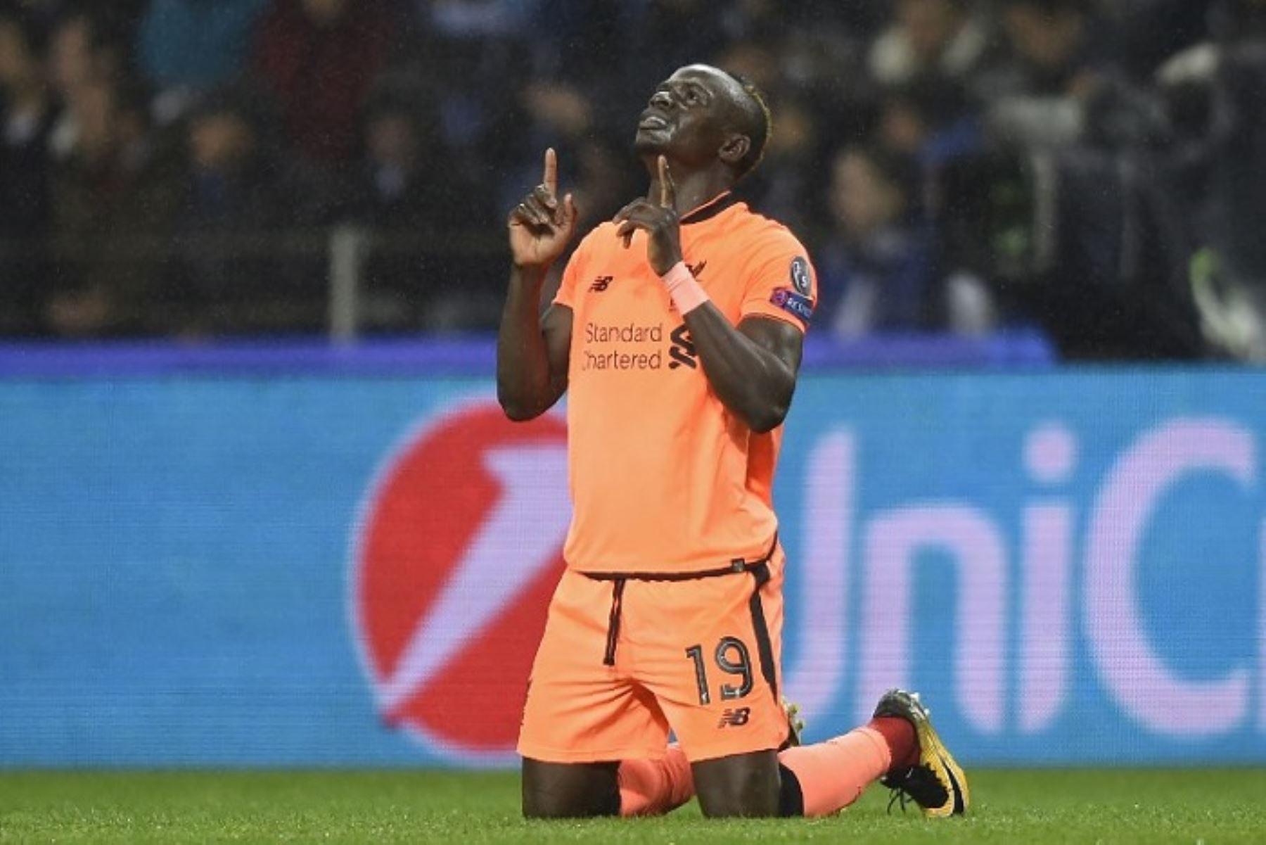 Liverpool muestra su mejor vesrión ante el Oporto. Sadio Mané fue fundamental