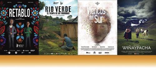 Películas peruanas en festivales internacionales. Foto: ANDINA/Difusión.