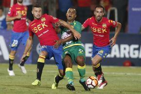Sport Huancayo empató de visitante ante Unión Española Foto: EFE