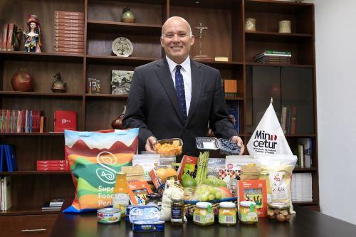 Ministro Ferreyros presentó a empresarios de Australia oportunidades que tiene el Perú en comercio y turismo. Foto: Cortesía