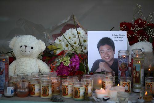 Vigilia por las víctimas del tiroteo masivo en Florida