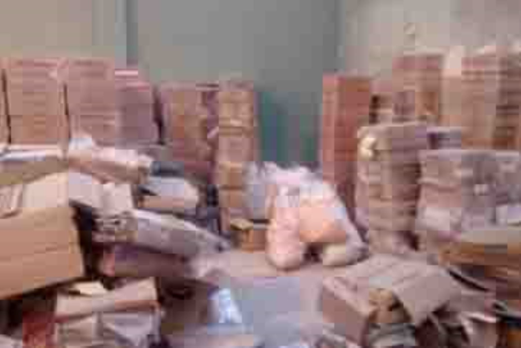 Polic a nacional recupera libros del ministerio de for Ministerio del interior educacion