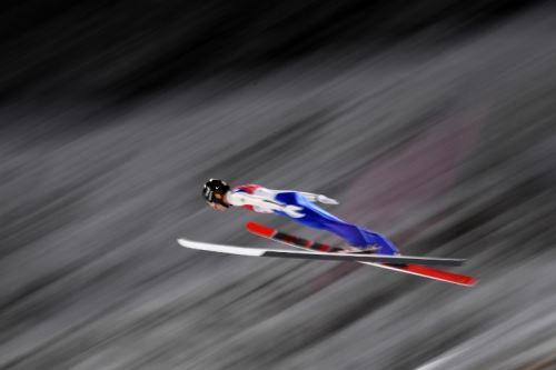 Juegos Olímpicos de Invierno Pyeongchang 2018.