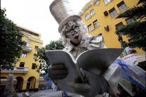 Lanzan concurso para promover expresiones culturales. Foto: Andina/Difusión