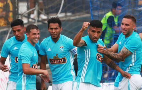 Sporting Cristal venció a Alianza Lima con goles de Herrera y Ballón