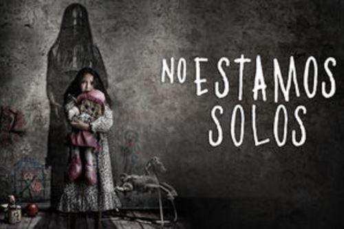 """Película """"No estamos solos"""". Foto: Difusión."""