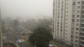 neblina en Lima 20 y 21 de enero.