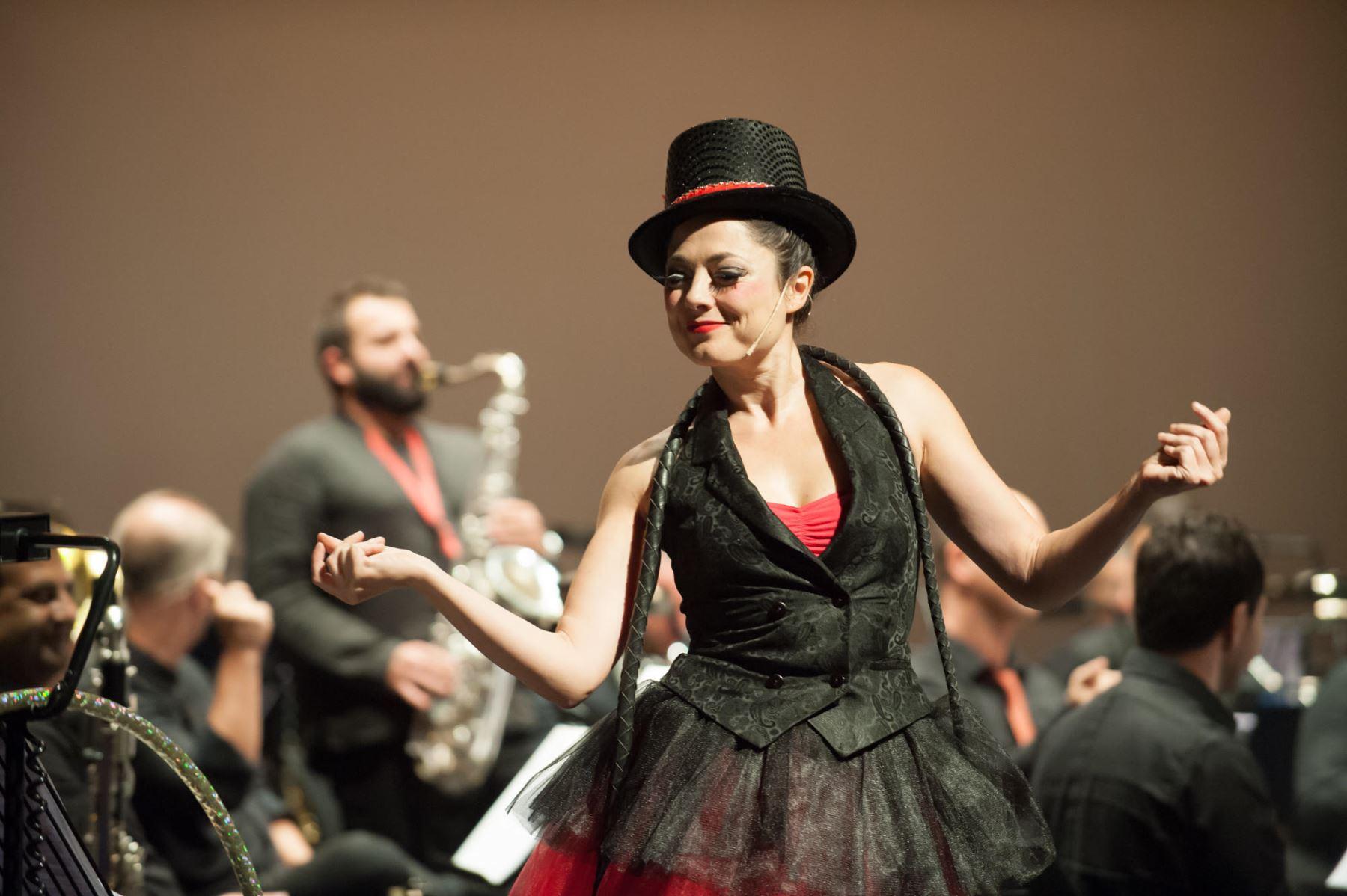 Espectáculo familiar Mi primer concierto. Foto: ANDINA/Difusión