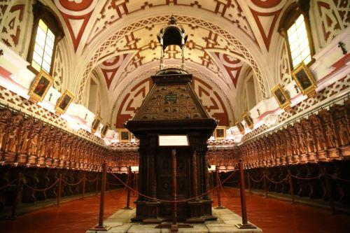 Conoce las joyas del convento de San Francisco en Lima