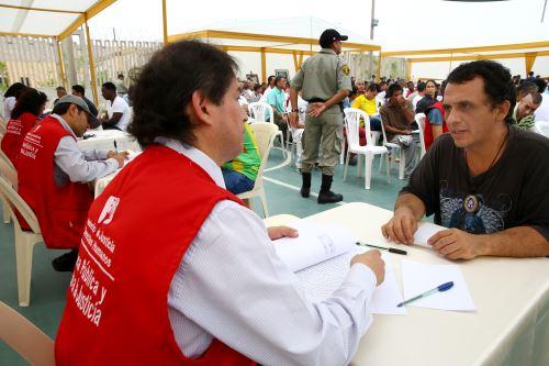 Inpe realiza campaña de asistencia legal para internos extranjeros