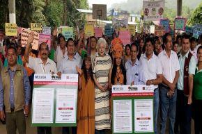 Junín: entregan títulos de propiedad a más de 1,900 familias agricultoras