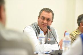 Ministro del Interior, Vicente Romero, y autoridades de Ica aprobaron Plan Regional de Seguridad Ciudadana 2018