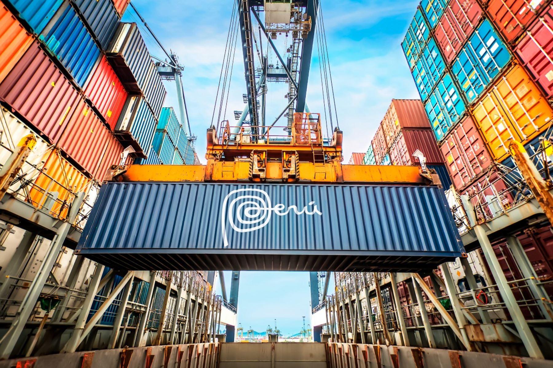 Exportaciones. ANDINA/Difusión