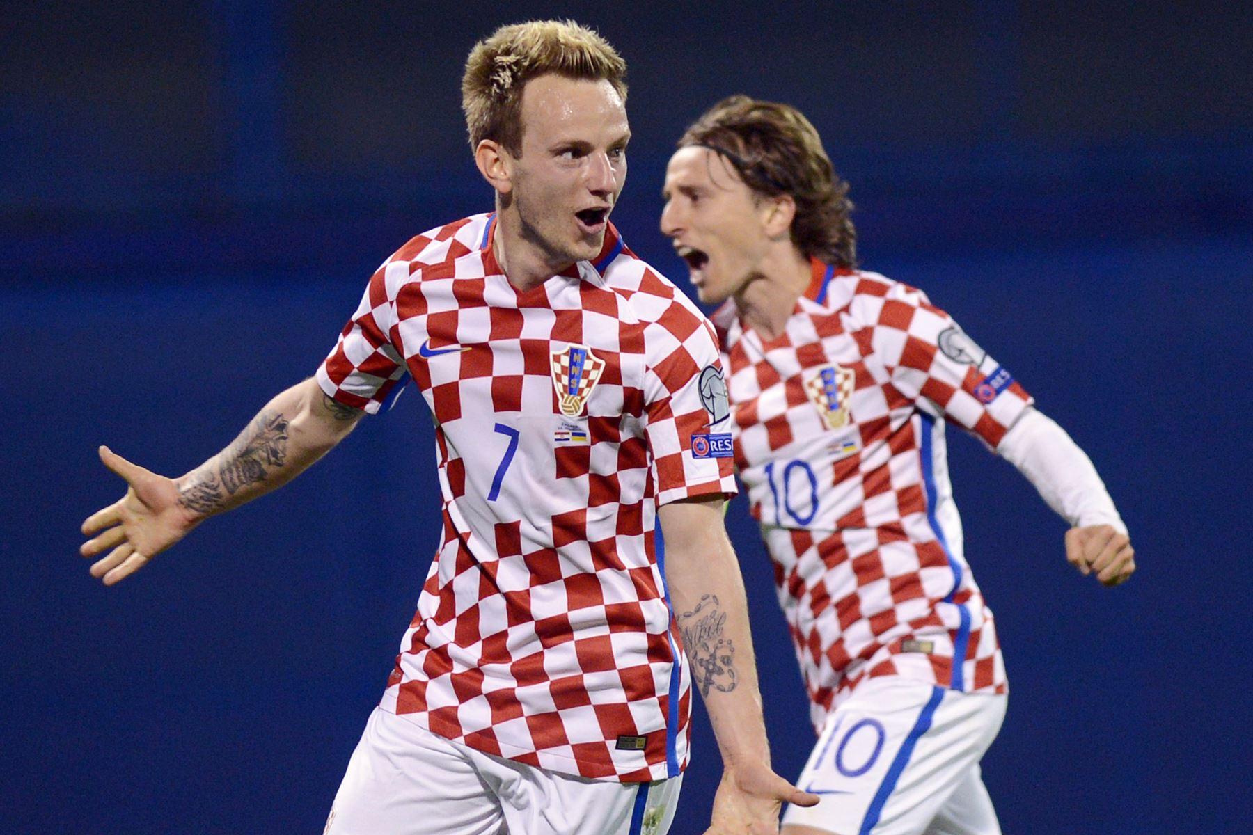 Modric, Rakitic y Mandzukic enfrentarán a la bicolor — Perú vs Croacia