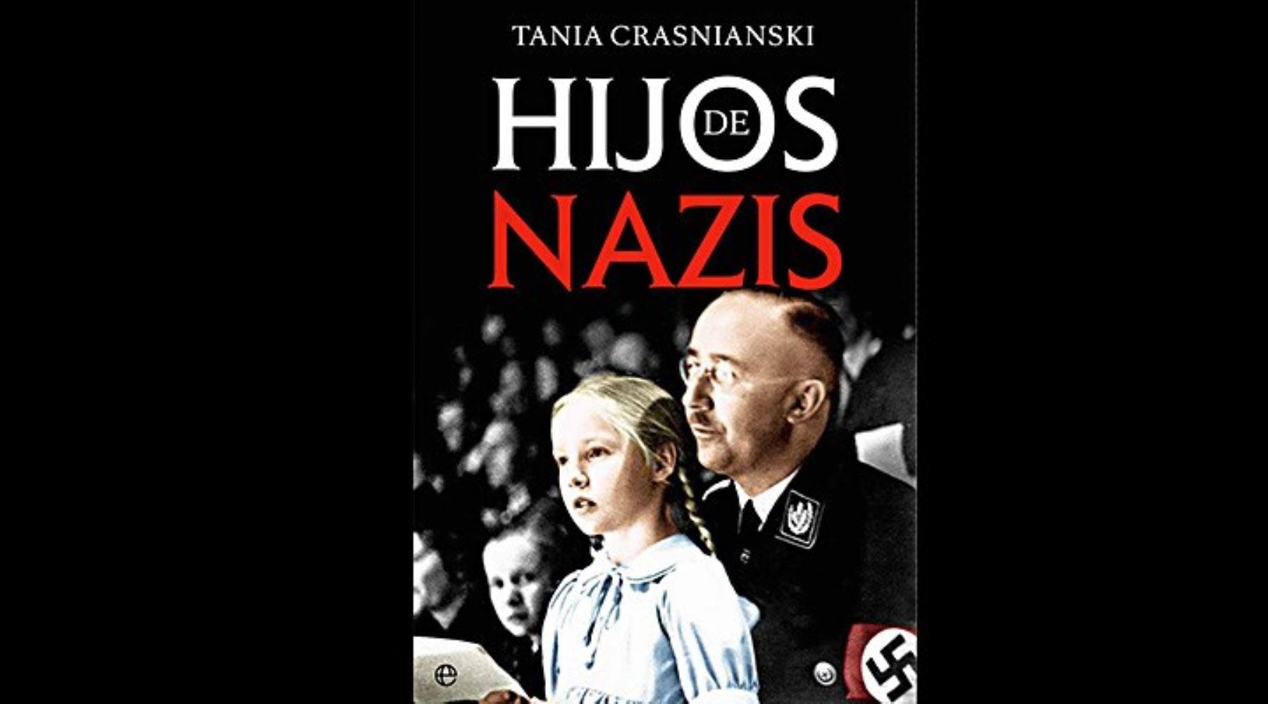 Portada del libro Hijos de nazis