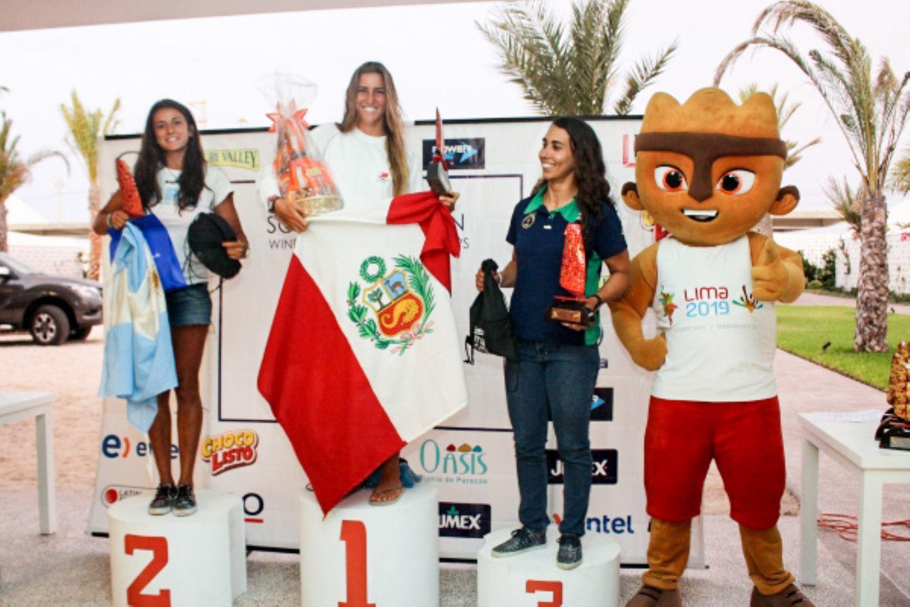 Peru wins 2018 South American Windsurf Championship