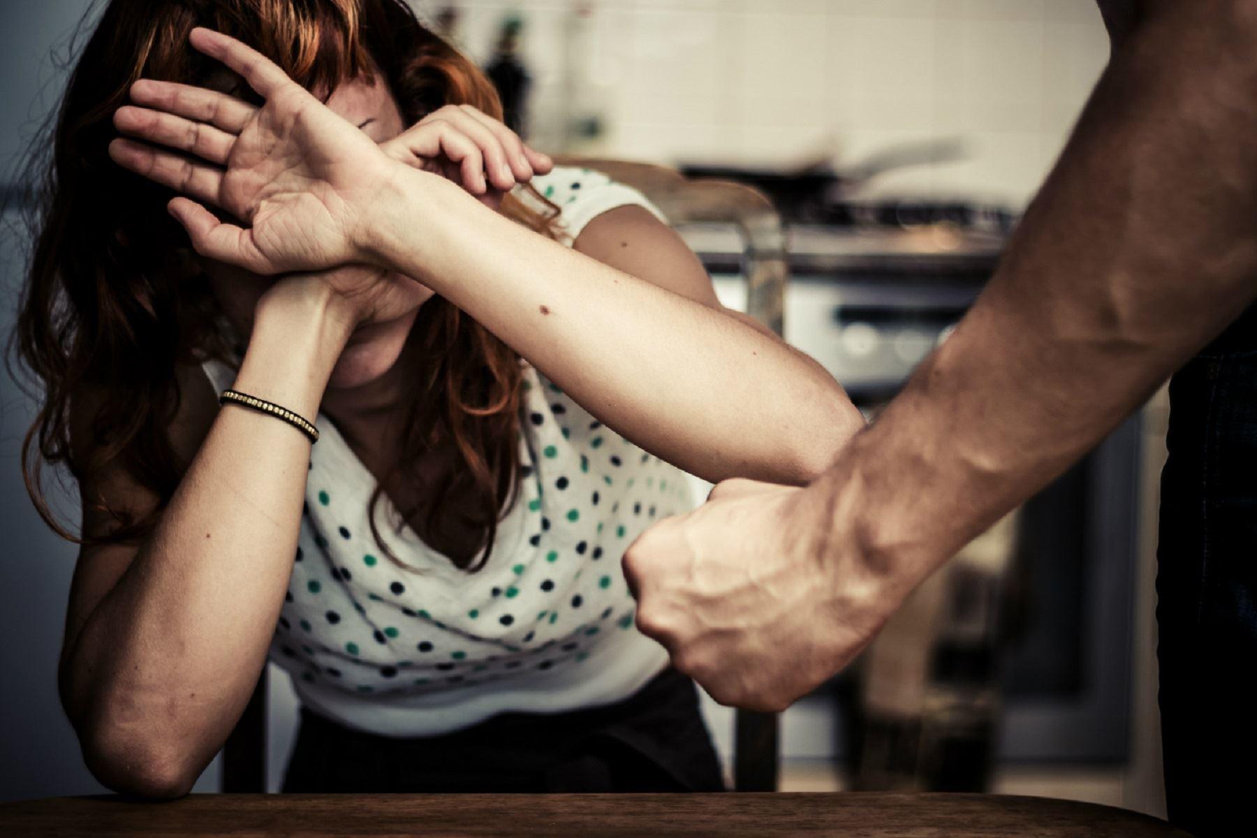 Violencia contra la mujer Foto: Devida