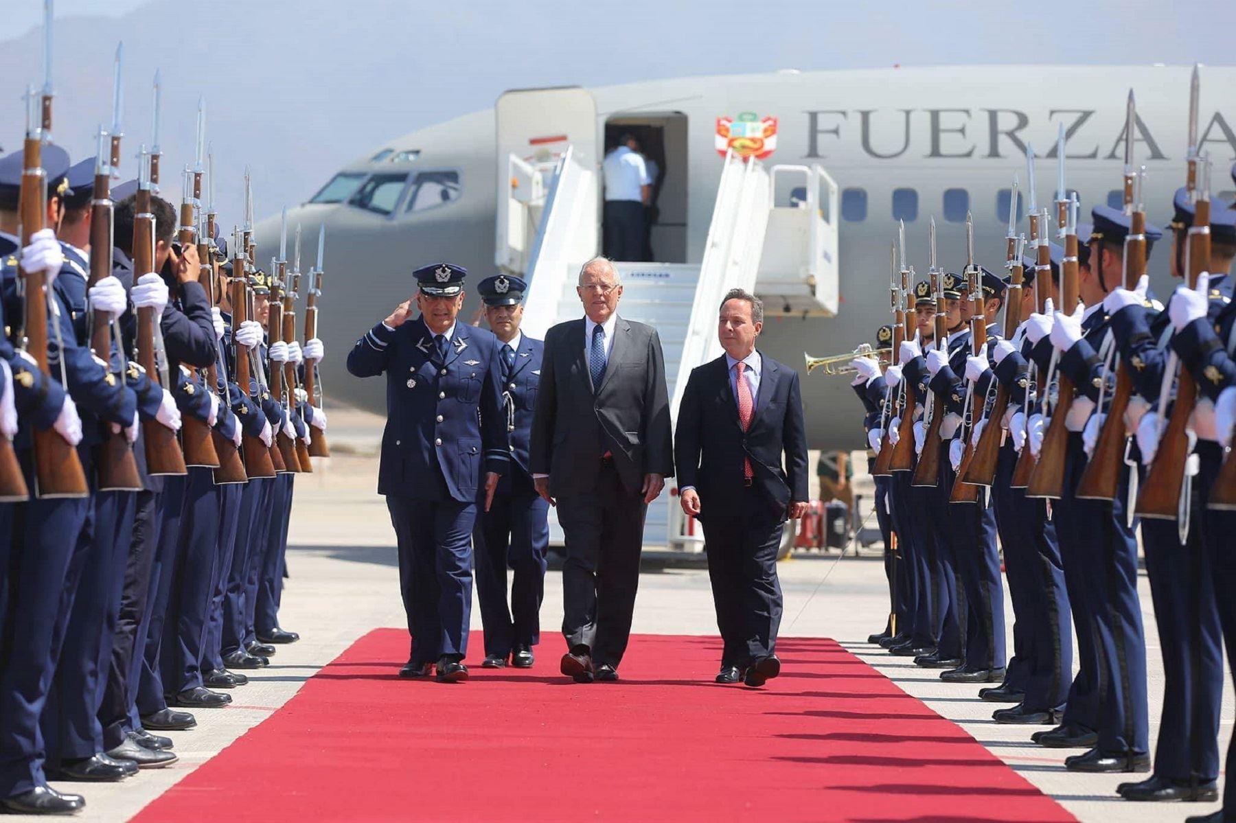 La toma de posesión de Sebastían Piñera fue muy curiosa