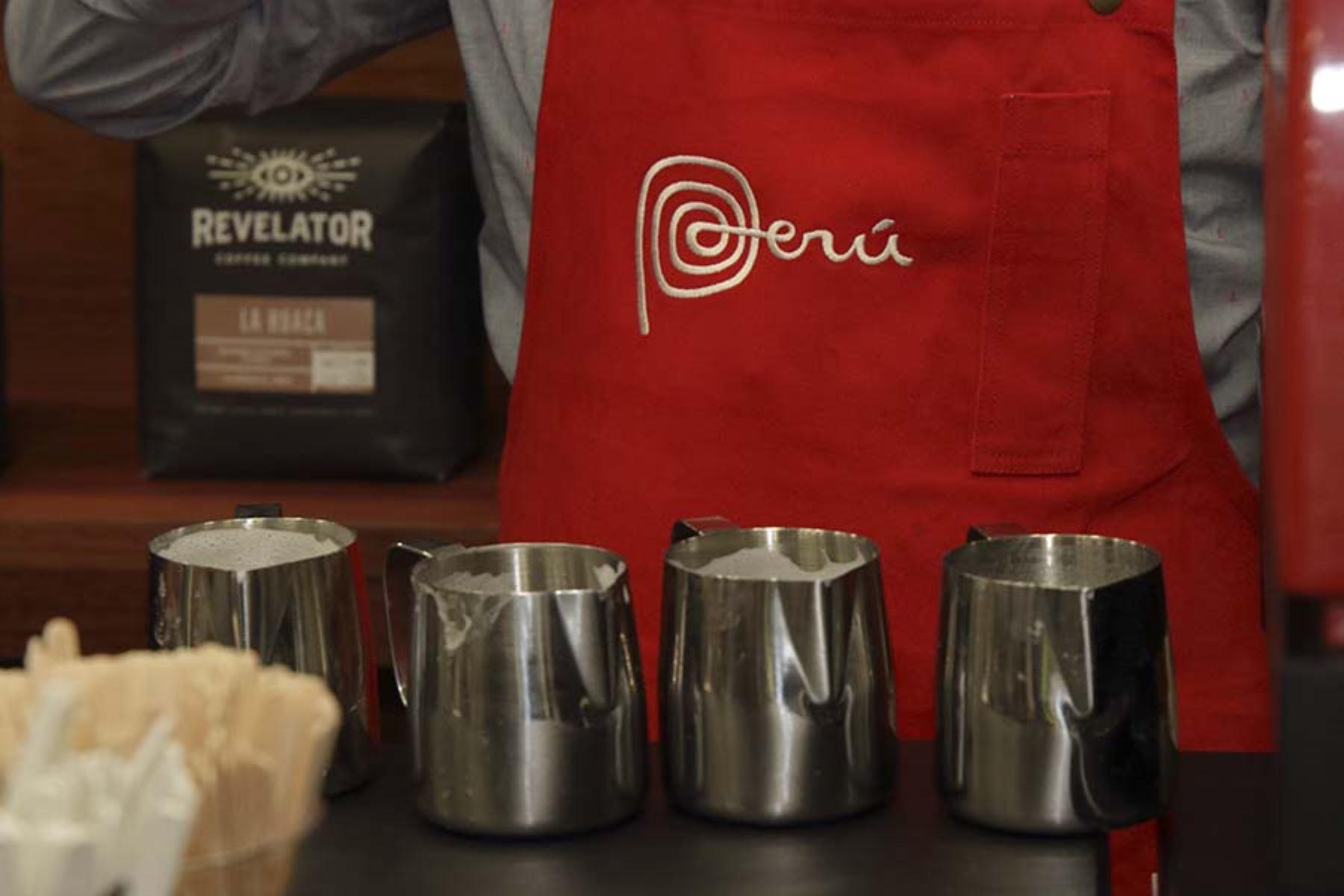 La Organización Internacional del Café (ICO) revela que la exportación de café se elevó en 12.1% en enero de 2018. Foto: Promperú